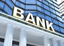 Банк среднего размера